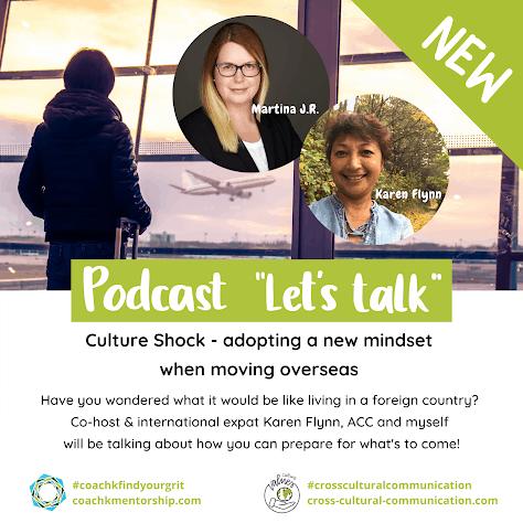 Podcast Let's Talk with Karen Flynn